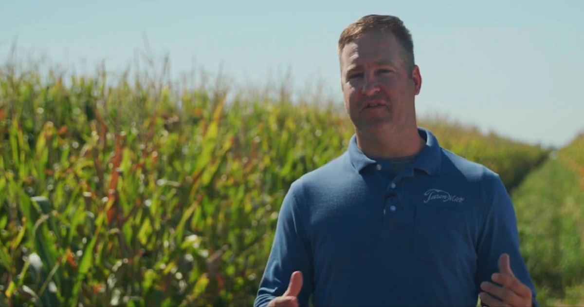 Turon, KS: Retailer Colten Katz talks herbicide choices and yield.